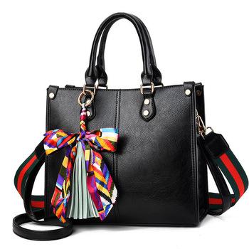 CB210 New PU leather luxury design ladies office big handbags for .