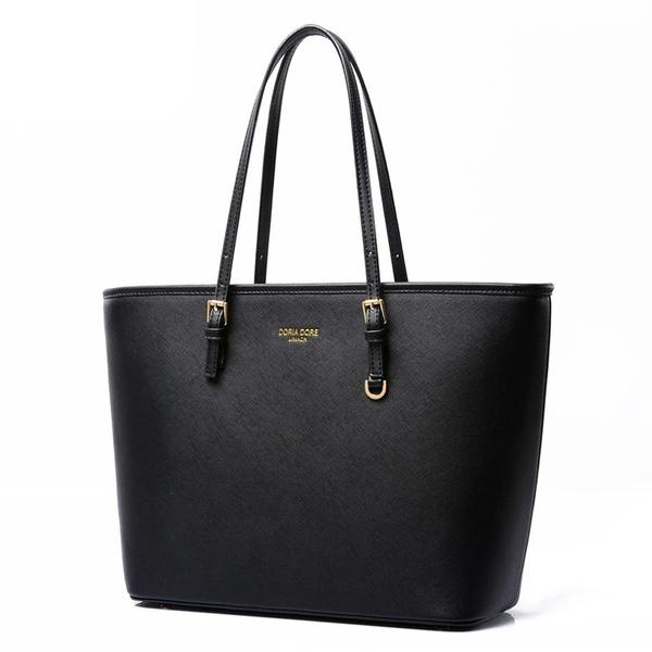 Brand DORIA DORE Big Tote Shoulder Bags Luxury Handbags Women Bags .