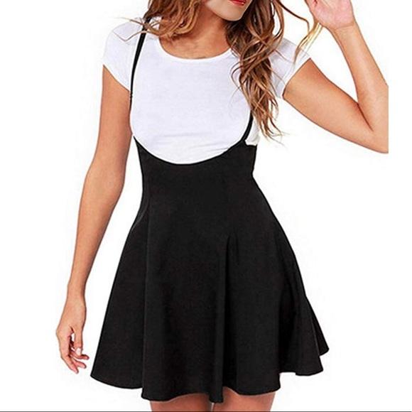 Skirts   Black Jumper Dress Skirt   Poshma