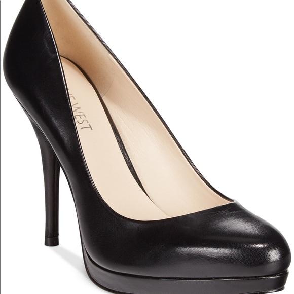 Nine West Shoes | Black Pumps Kristal | Poshma