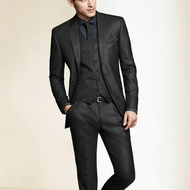 Black Suits For Sale - Dethrone Clothi