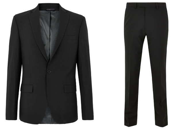 How To Wear A Black Suit: A Complete Guide | FashionBea