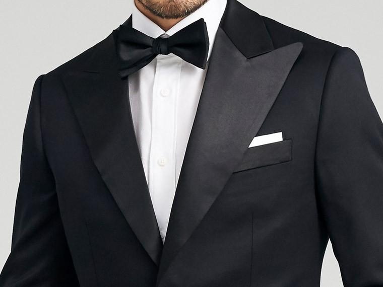Hampton Black Tuxe