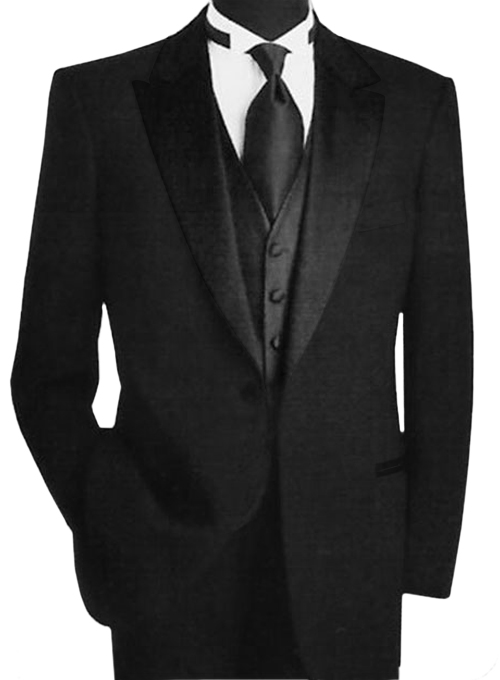 Black Tuxedo - Express Delivery : StudioSuits: Made To Measure .