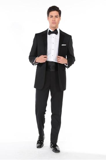Milroy's Tuxedos - Black Tuxe