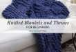 13 Blanket Knitting Patterns (Free) | AllFreeKnitting.c