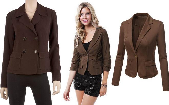 Blazers for Women – Fashion dress