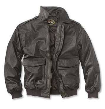 Mens Leather Bomber Jackets - Orv