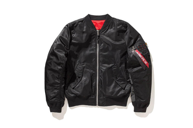 UNDEFEATED & Alpha Industries Reversible Bombers | HYPEBEA