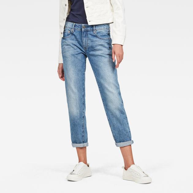 Kate Boyfriend Jeans | Authentic Faded Blue | Women | G-Star RAW