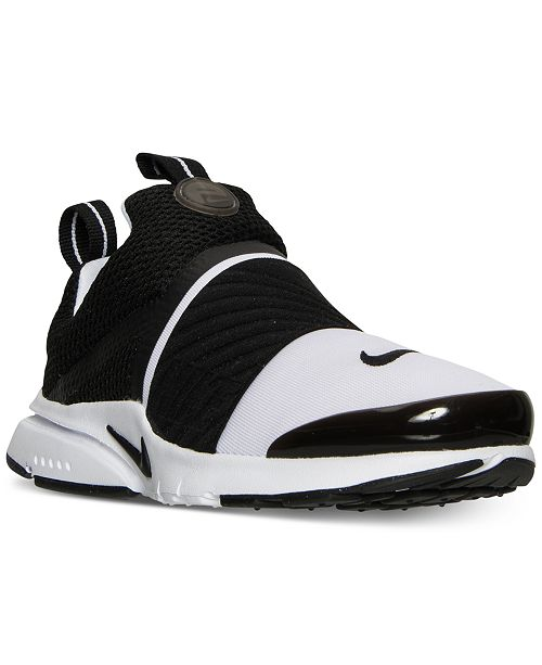 Nike Big Kids' Presto Extreme Running Sneakers from Finish Line .