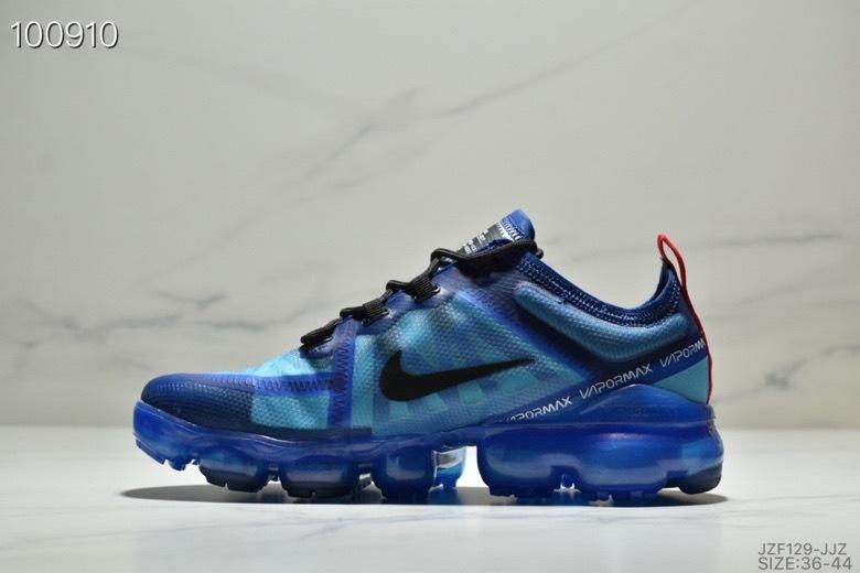 Boys Nike Air VaporMax 2019 Bule AR6631-400 Men's Running Shoes .