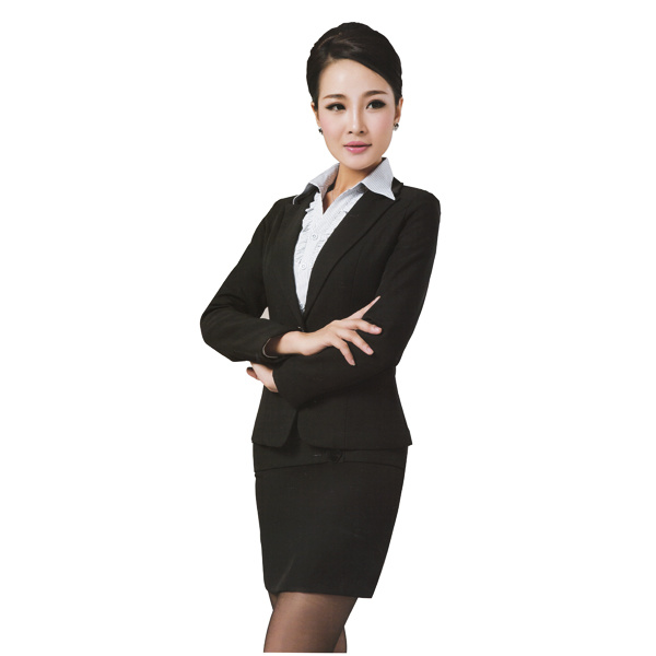 China Guangzhou Dress Suit Business Suit for Woman - China .