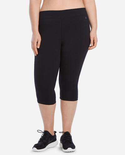Women's Essentials Capri Legging | Womens Leggings | Dansk