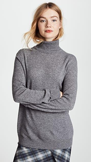 Equipment Oscar Turtleneck Cashmere Sweater | SHOPB