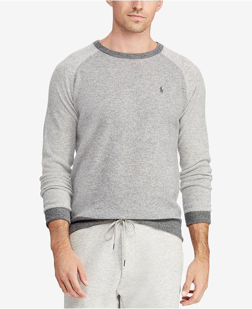 Polo Ralph Lauren Men's Cashmere Sweater & Reviews - Sweaters .