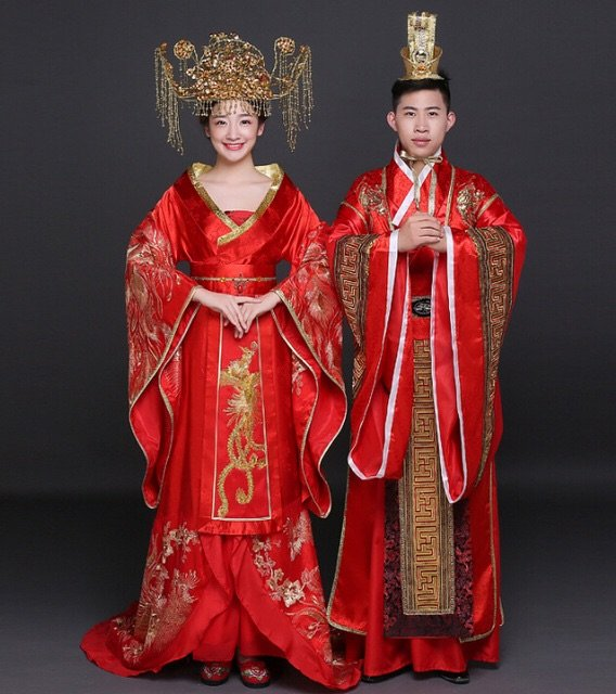 Historical Chinese Fashion Challenge | OCAmino Ami