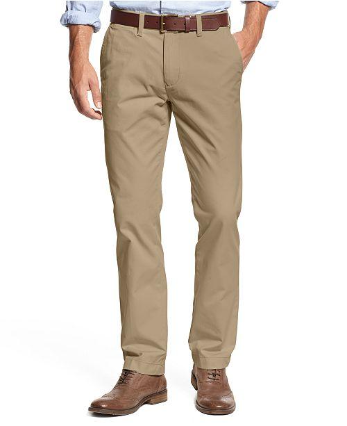 Tommy Hilfiger Big & Tall Men's Chino Pants & Reviews - Pants .