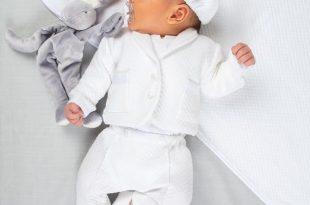 Boys Christening Outfit 'Elijah' Newborn White | Et