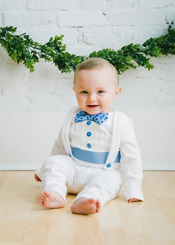 Baby blessing outfit boy christening outfits for boy baptism | Et