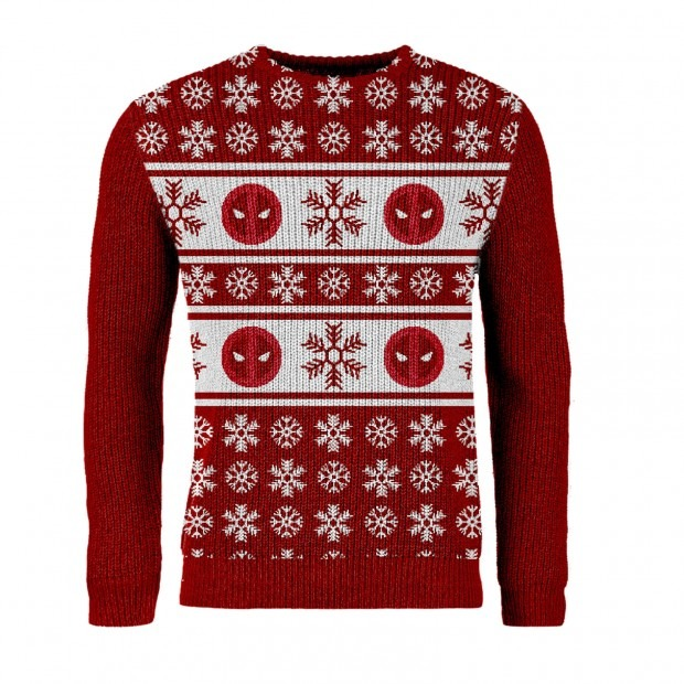 Best Christmas jumpers for geeks | Alp