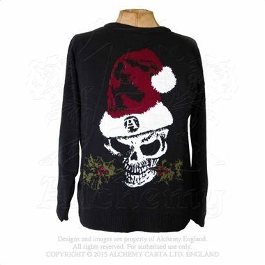 Alchemy Gothic Christmas Jumper | Cool outfits, Clothes, Christmas .