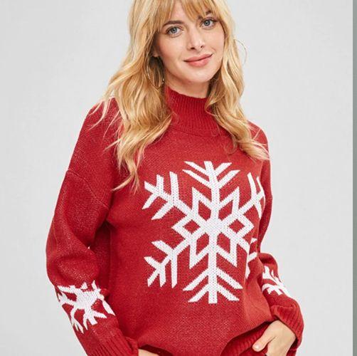 30 Cute Christmas Sweaters - Pretty and Stylish Holiday Sweate