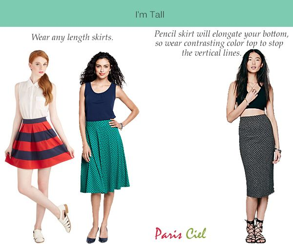 How To Dress For Tall Wom