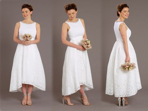 High street wedding dresses: we try them IRL and give our though
