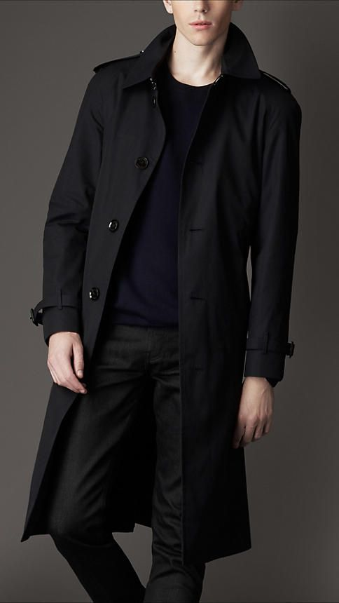 Trench Coats for Men | Burberry® | Trench coat men, Well dressed .