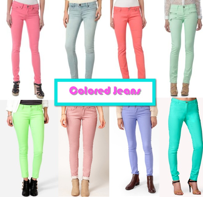 buy this: colored skinny jeans – The Motherla