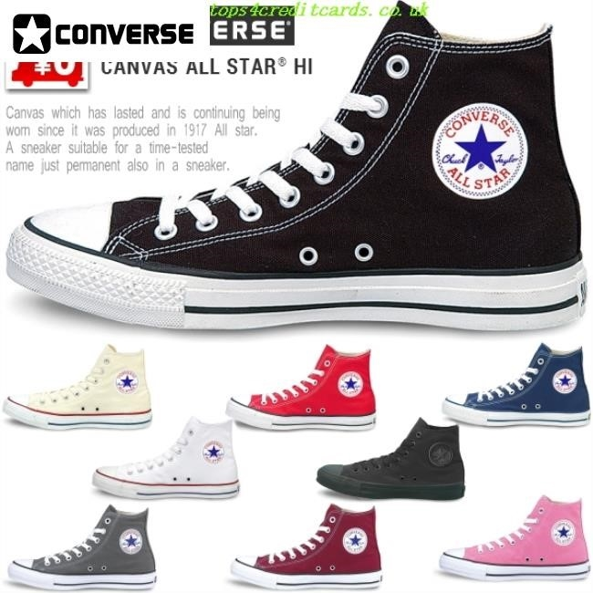 Converse Shoes For Girls High Cut infinities1st.c