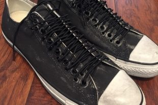 John Varvatos Shoes | Converse X Multi Eyelet | Poshma