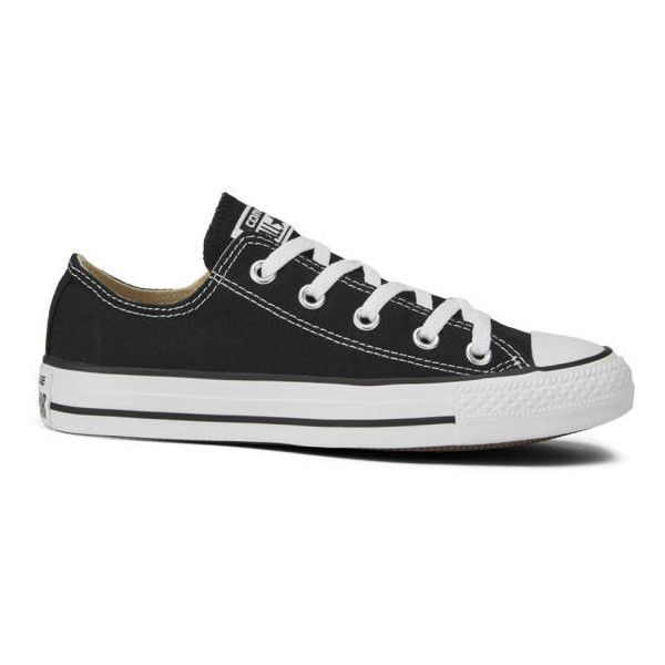 Converse Unisex Chuck Taylor All Star OX Canvas Trainers ($68 .
