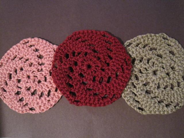 Crochet Spot » Blog Archive » Crochet Pattern: Cool Coasters 2 .