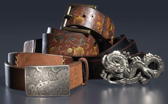 Robert Graham Leather Belts | Cool Materi