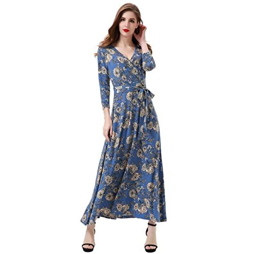 Cotton Blend Maxi Dress: Amazon.c