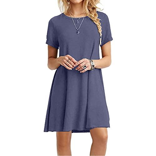 Cotton Shift Dress: Amazon.c