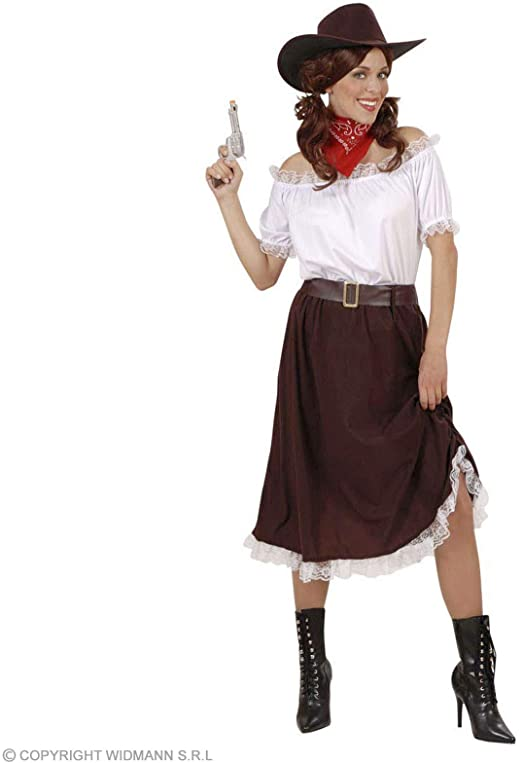 Amazon.com: Ladies Cowgirl Outfit Accessory For Wild West Cowboy .