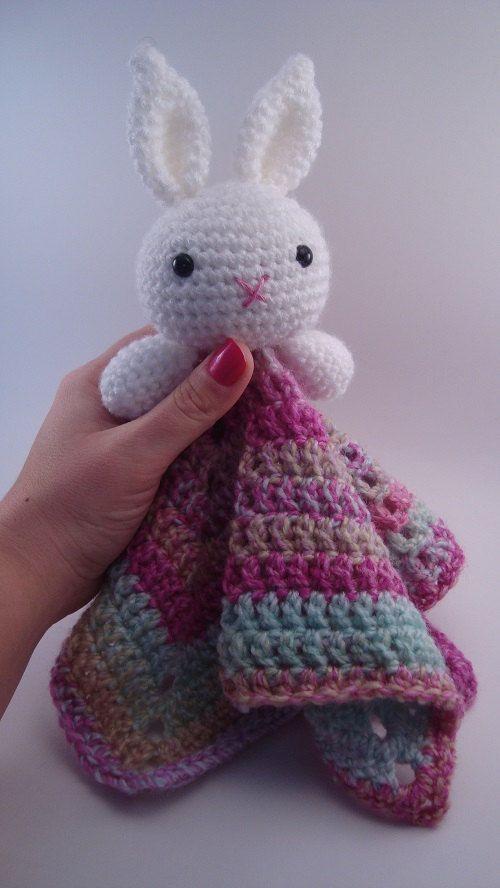 Crochet Bunny, Crochet Rabbit, Amigurumi Crochet Bunny, Bunny .