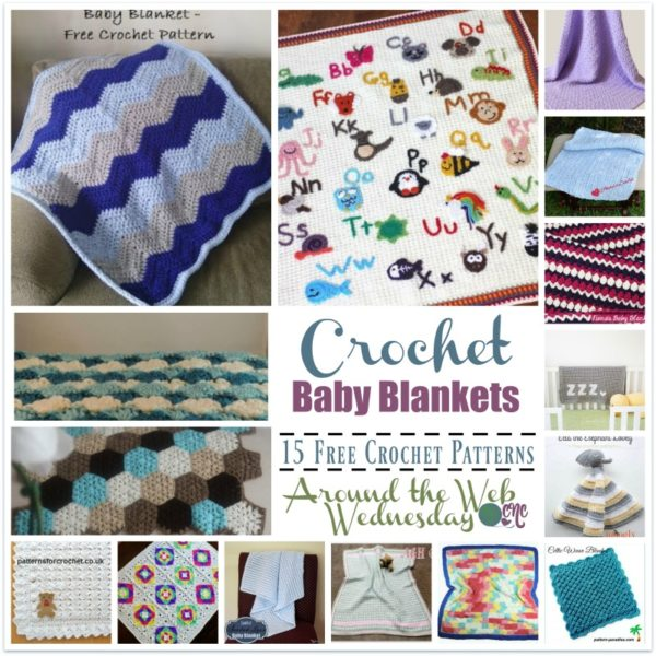 Free Crochet Baby Blankets - CrochetNCraf
