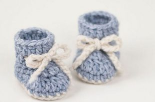15 Crochet Patterns for Baby Booti