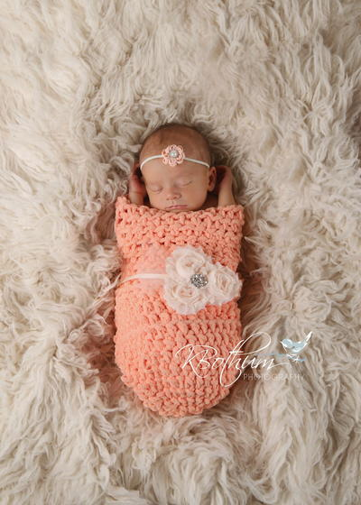 34 Crochet Baby Patterns: Crochet Baby Cocoons and Hats .