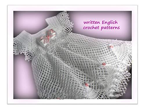Amazon.com: Crochet Patterns: Crochet baby dress 99/ How To .