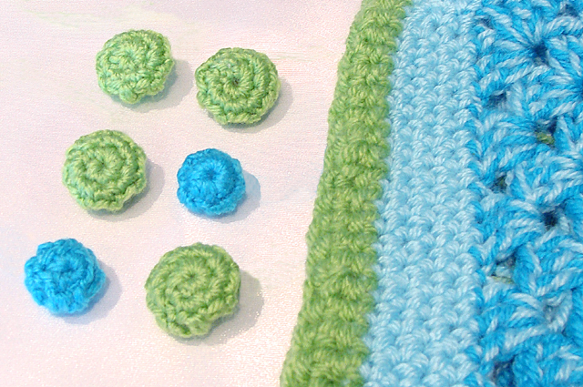 Crocheted Button Covers — Perfect! - creative jewish m