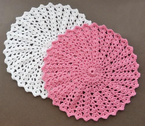 16 Free Crochet Doily Patterns • Simply Collectible Croch