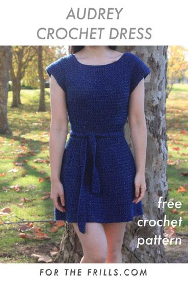 Free Crochet Patterns | Free Crochet Pattern Audrey Dress - Free .