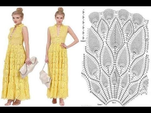 Crochet Dresses - Womens Crochet - Free Crochet Patterns Part 1 .