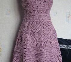 Crochet beautiful dress   Crochet dress, Crochet lace dress, Black .