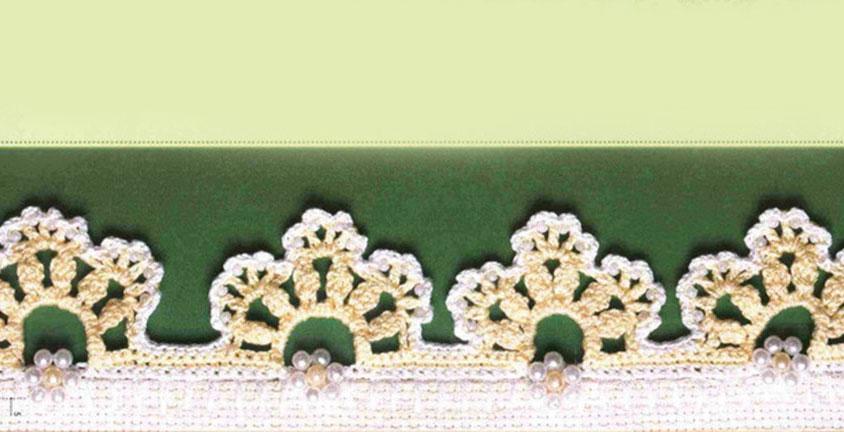 Crochet Edging Styles